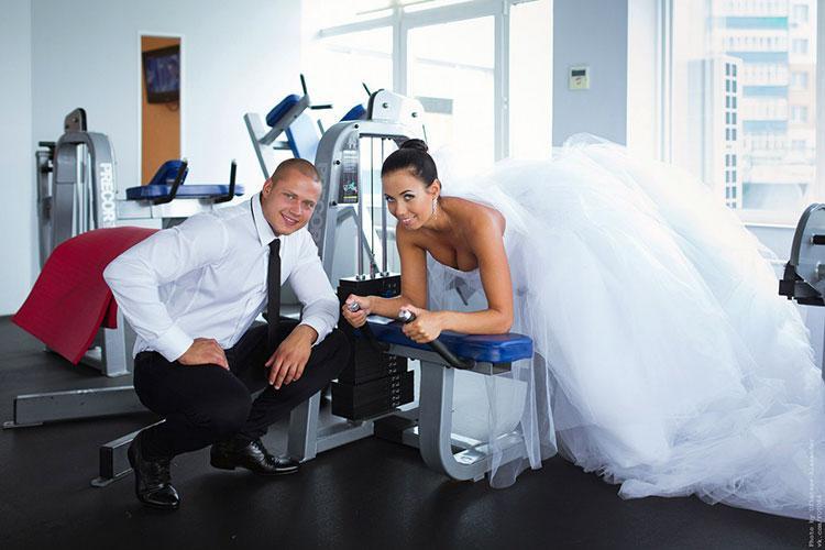 саша версаль с мужем (свадьба)