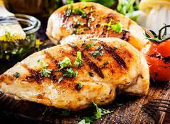 содержание белка в курице
