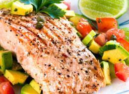 содержание белка в рыбе